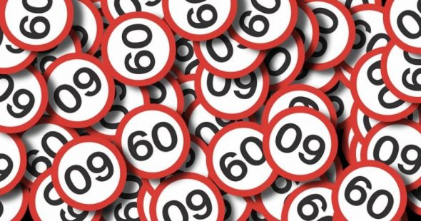 60mph Speed Limit to be Trialed